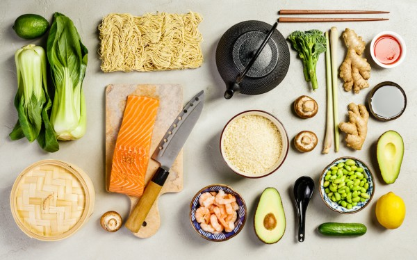 tasty organic food on a budget